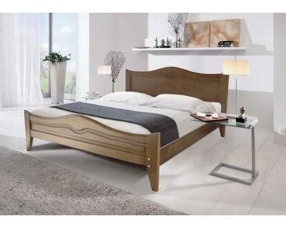 Кровати из массива и интерьерные