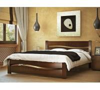 Кровать Волна сосна