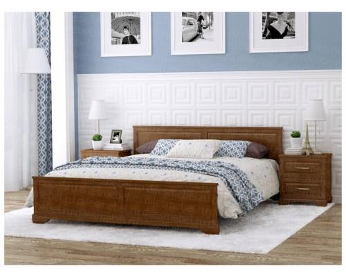 Кровать Классик из массива сосны