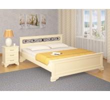 Кровать Лира Ковка Сосна