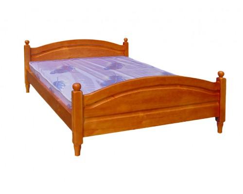 Кровать Мария из массива сосны