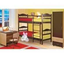 Кровать Детская двухъярусная 2