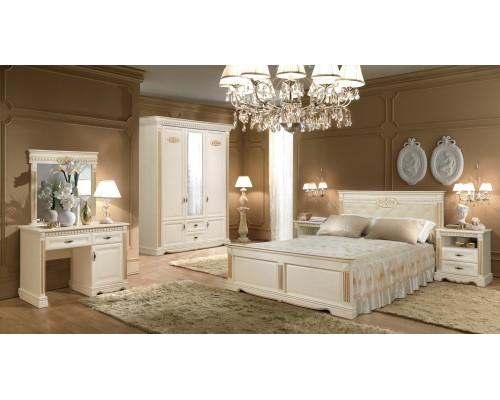 Кровать из массива ясеня Афина