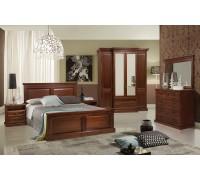 Кровать Олимпия Ясень