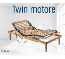 Основание кровати Твин Моторе