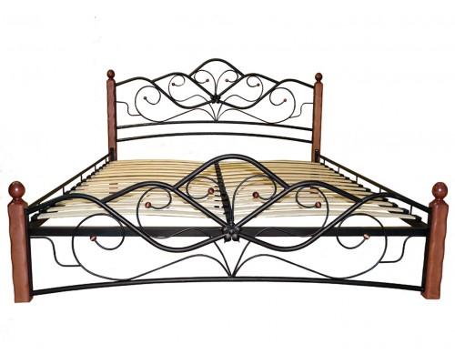 Кованная кровать Венера-1