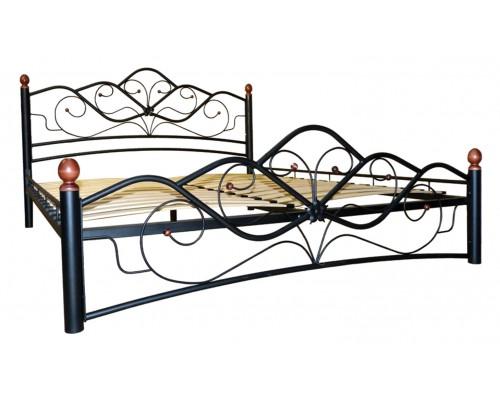 Кованная кровать Венера-2