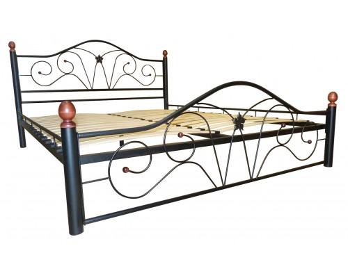 Кованная кровать Селена-2