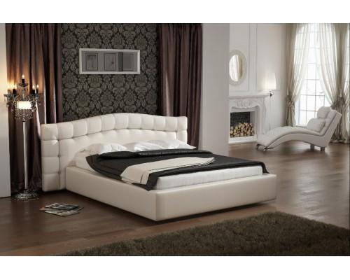 Мягкая интерьерная кровать Селеста