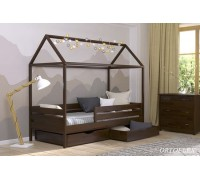 Кровать Домик-1 Сосна