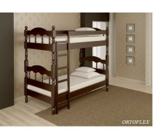 Кровать Точенка Сосна