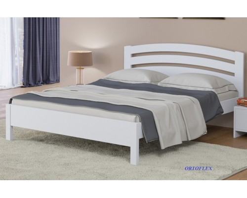 Кровать Селена-В 2 из массива сосны