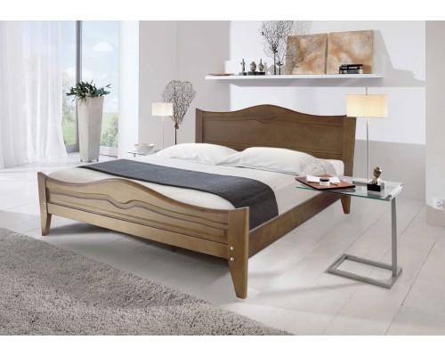 Кровать Агата-3 из массива березы