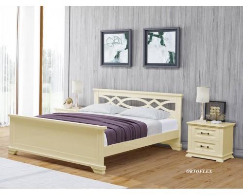 Кровать Лира из массива березы