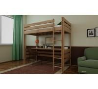Кровать Чердак - 1 Сосна