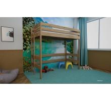 Кровать Чердак - 2 Сосна