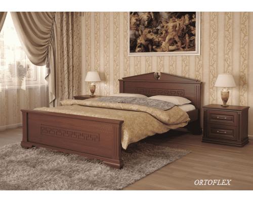 Кровать Афина из массива сосны