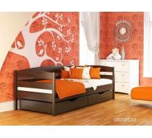 Кровать Нота Плюс Сосна