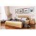 Кровать Селена-В 3 из массива сосны