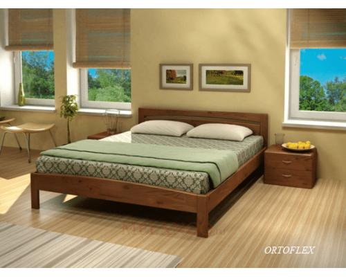 Кровать Вега из массива березы
