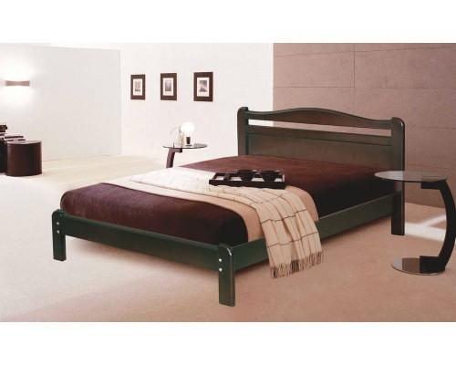 Кровать Камила-2 из массива березы