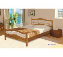 Кровать Ковка 3 Береза