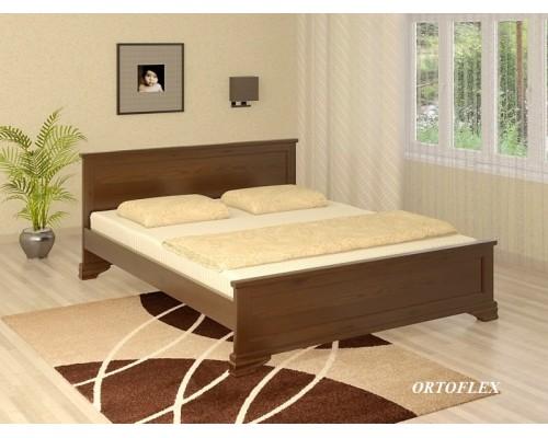 Кровать Классика-2 из массива сосны
