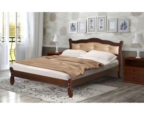 Кровать Лаура-2 из массива березы