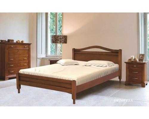 Кровать Малышка-2 из массива березы