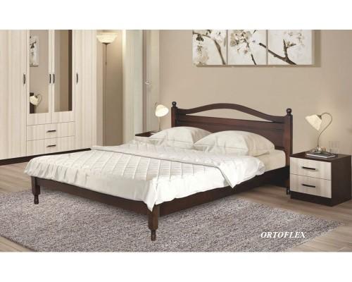 Кровать Малышка-3 из массива березы