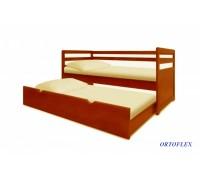 Кровать Дуэт Сосна
