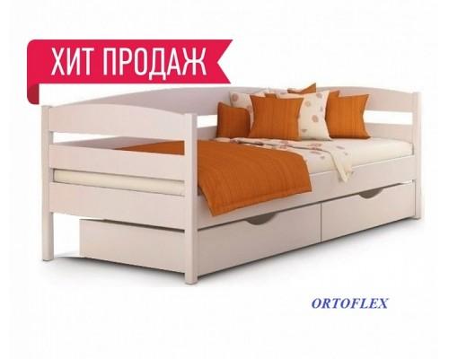 Кровать Адра из массива сосны