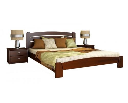 Кровать Селена-В из массива сосны