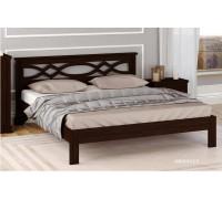 Кровать Марта Сосна