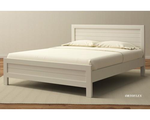 Кровать Сабира из массива сосны