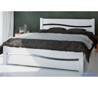 Кровать Волна-В Cосна