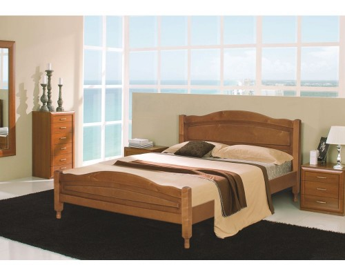 Кровать Забава из массива березы