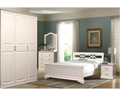 Спальня из массива сосны Лира