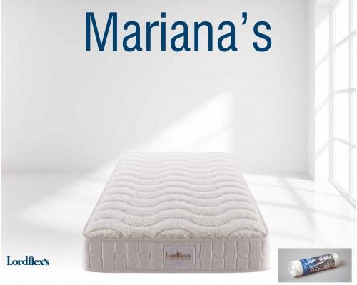 Детский матрас Марианас в скрутке