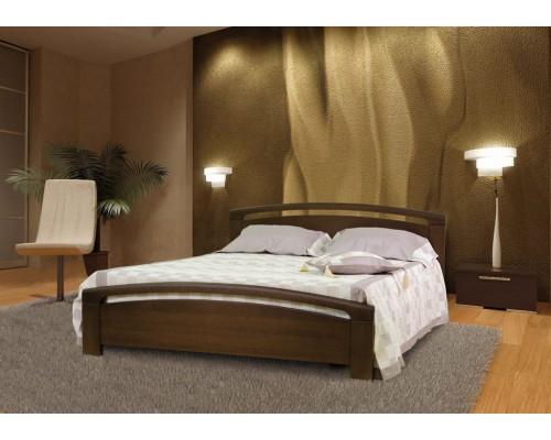 Кровать Бали-3 из массива бука