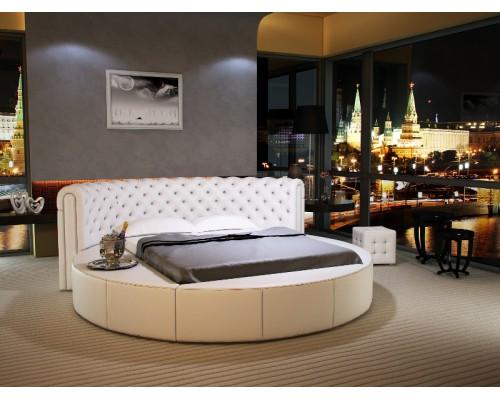 Мягкая интерьерная кровать София