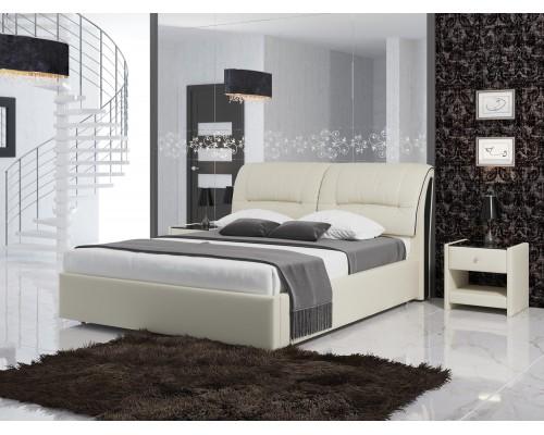Мягкая интерьерная кровать Белла