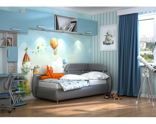 Мягкая кровать Космо
