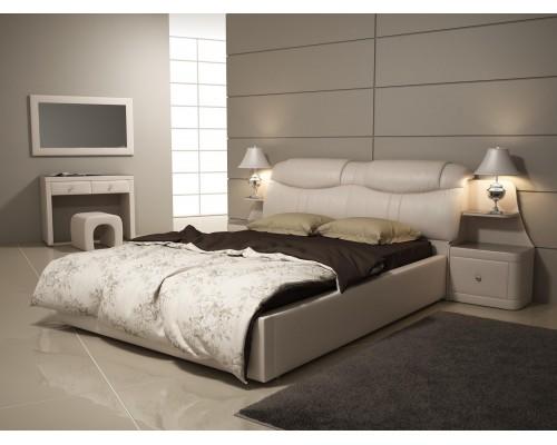 Мягкая интерьерная кровать Диана