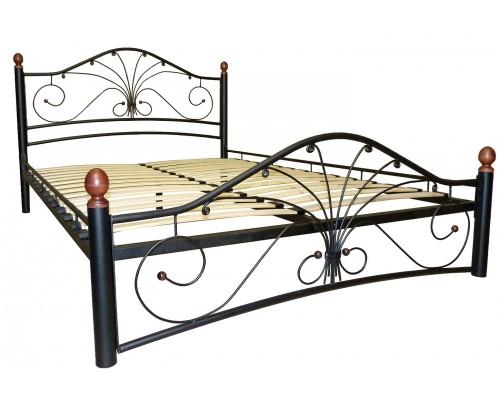 Кованная кровать Фортуна-2