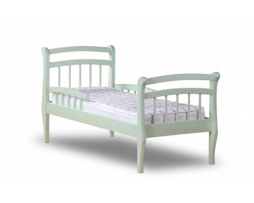 Детская кровать Малыш из березы