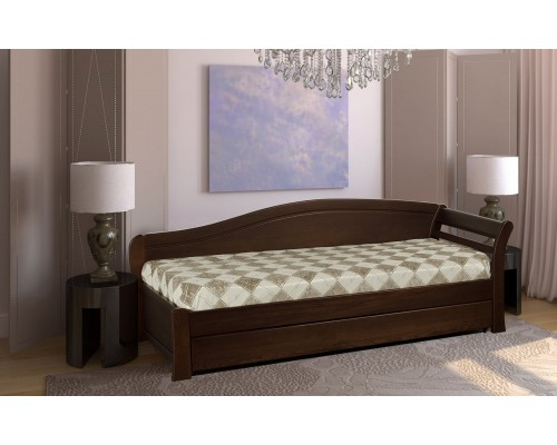 Кровать Тюрингия-1 из массива бука