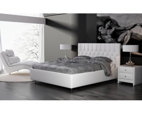 Мягкая интерьерная кровать Верона